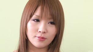 Rinka Aiuchi gets asian creampies while in lingerie