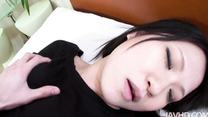 Yuu Sakura hardcore sex and masturbation